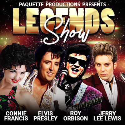 Paquette Productions Presents Legends Show