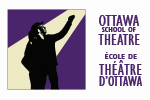 Ottawa School of Theatre  logo